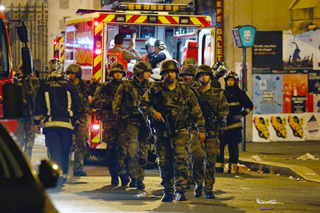 Attentats du 13 novembre 2015 Paris