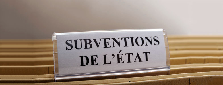 Subventions associations